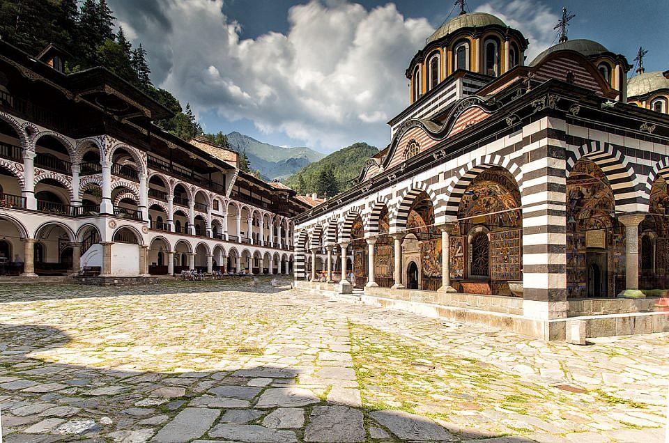 Bulgaria la perla del este