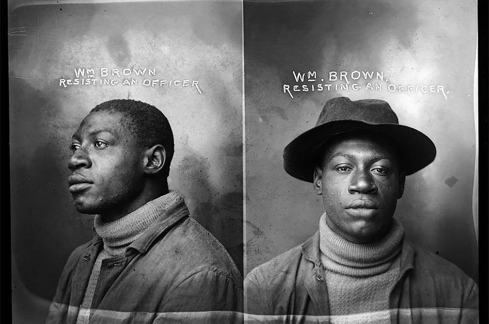"""""""Prisoners"""": retratos policiales de finales del siglo XIX, por Arne Svenson – Cultura Inquieta"""