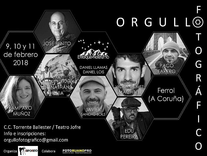 Orgullo Fotográfico A Coruña