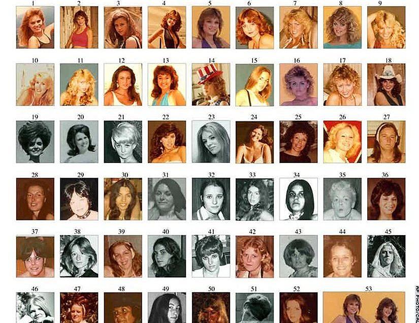 Los fotógrafos asesinos en serie que retrataban a sus víctimas antes de matarlas (FOTOS)