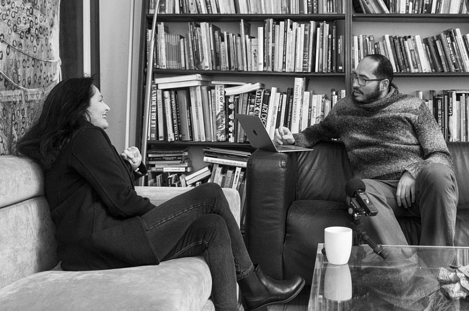 Encuentro con Isabel Muñoz | Albedo Media