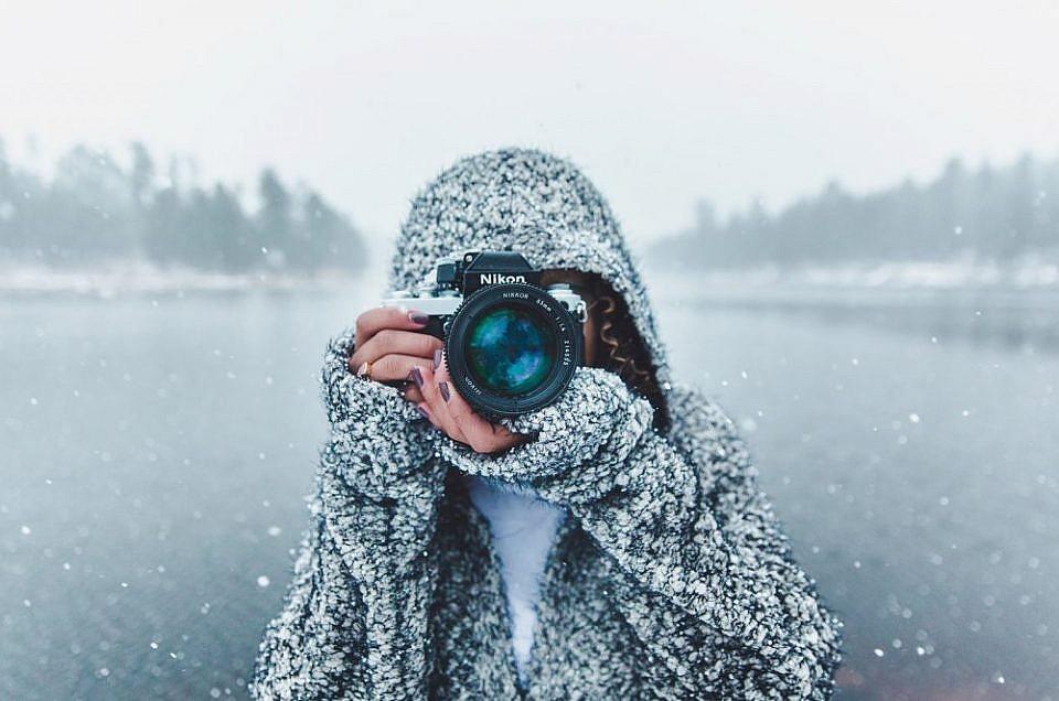 Regalos para fotógrafos por menos de 100 euros