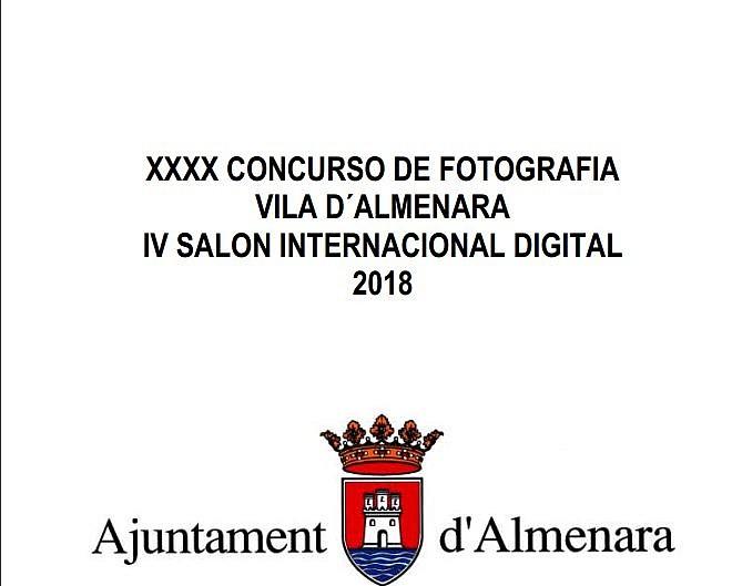 XXXX CONCURSO Vila d´Almenara 2018