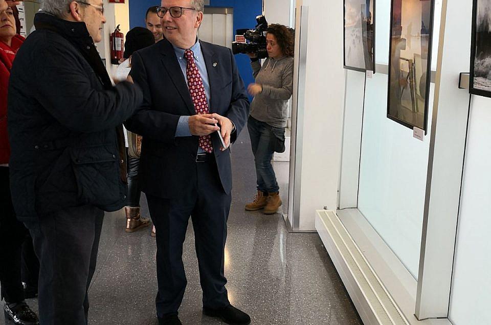 Un vídeo de los noticiarios de TPA sobre mi exposición