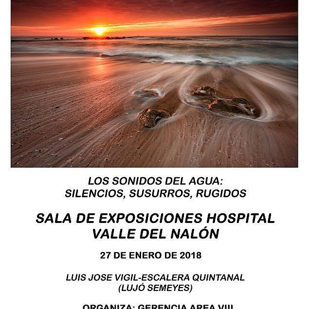 LOS SONIDOS DEL AGUA: SILENCIOS, SUSURROS, RUGIDOS INAUGURADA