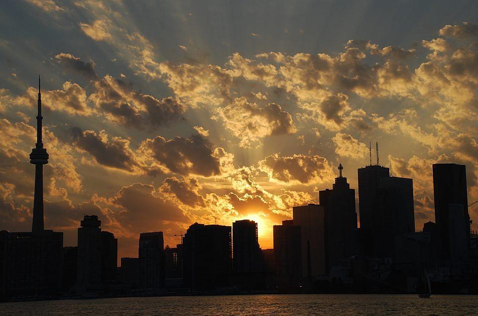 De cuando no disparaba en raw: Toronto