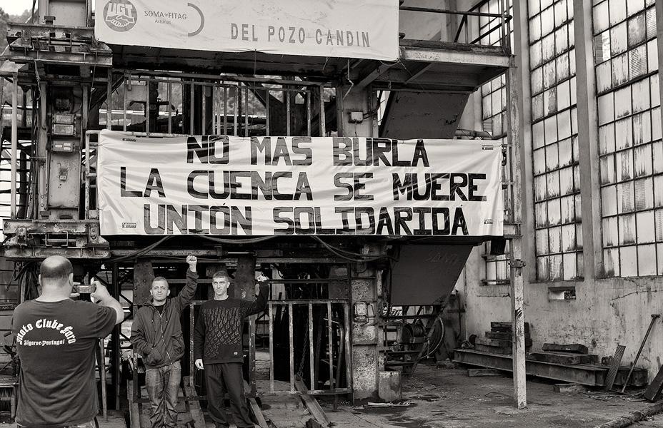 Adiós 2018, adiós minería en Asturias