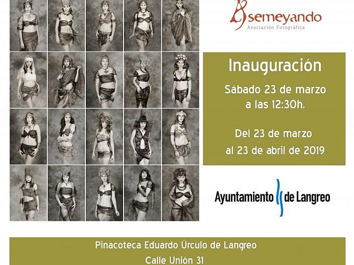 EXPOSICIÓN NINDULAS DE FREDERIC GARRIDO CENTRO FIAP FOTOGRAFIAS DEL MUNDO LANGREO