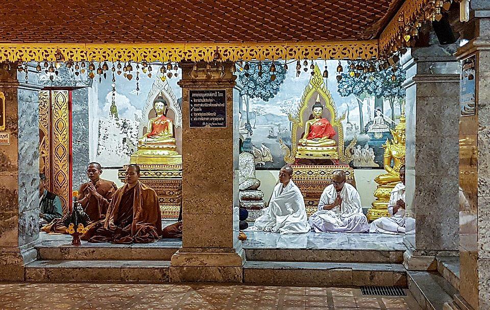 Viajar a Tailandia con un móvil ( viejo)