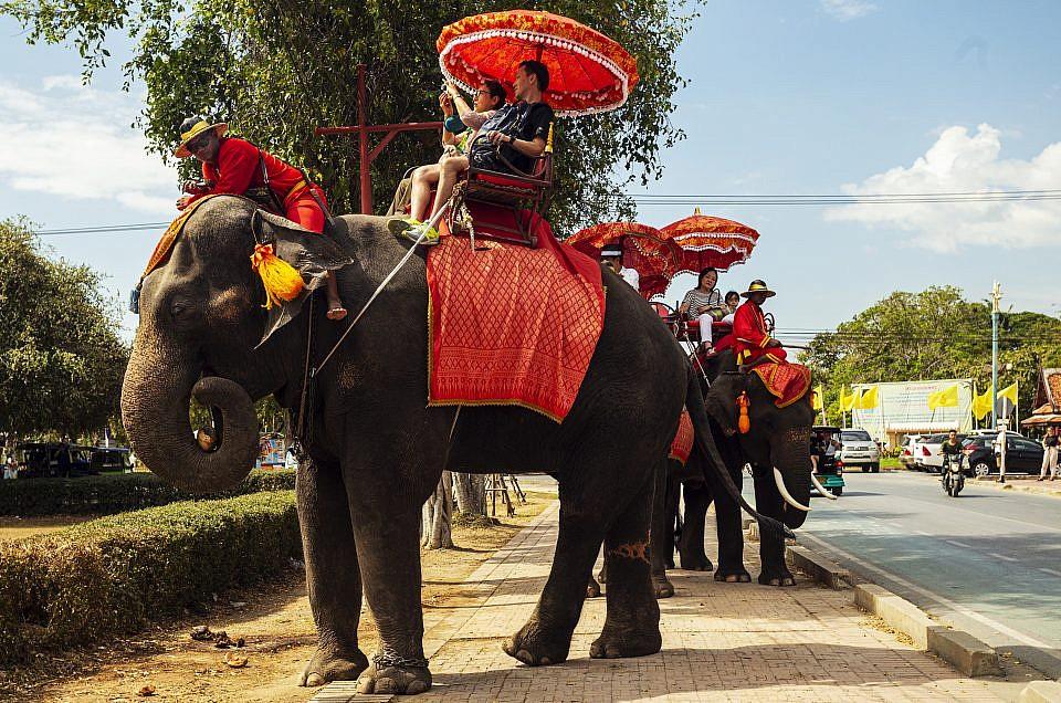 Monumental Tailandia