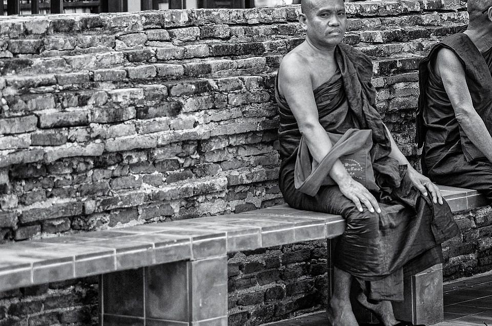 Budismo: un viaje  a tailandia