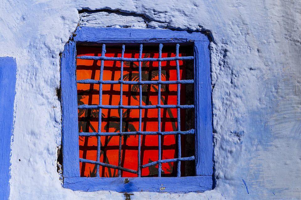 Los silencios del color: Puertas y ventanas de Chaoeun