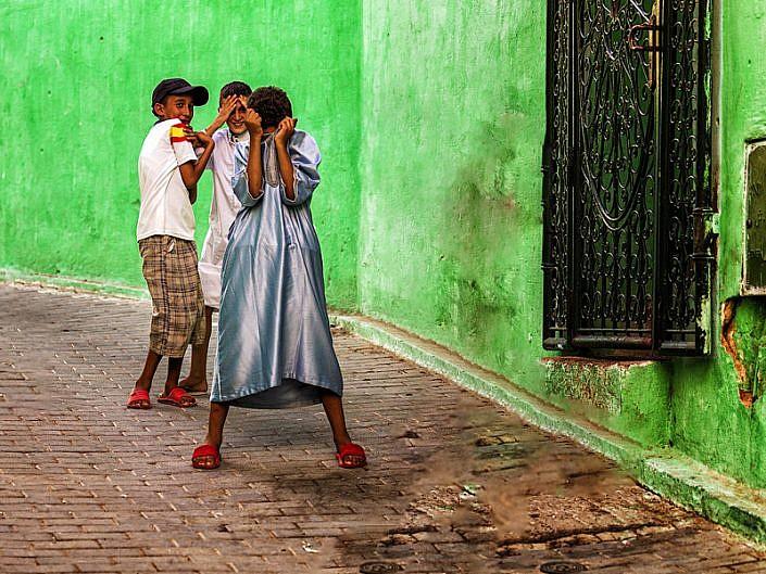 Marruecos luz y color
