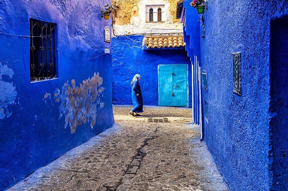 Marruecos : luz y color